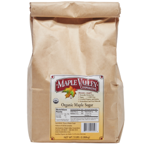 Maple valley organic sugar