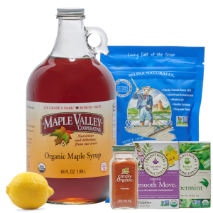 master_cleanse_10_day_kit_glass_half_gallon_maple_valley_syrup
