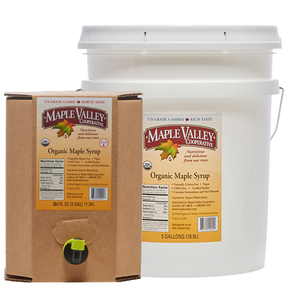 Maple valley bulk maple syrup