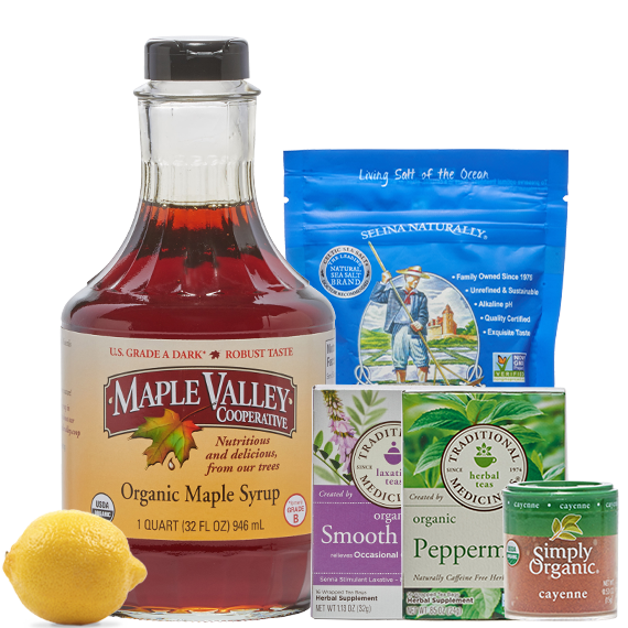 Master cleanse 5 day cleanse
