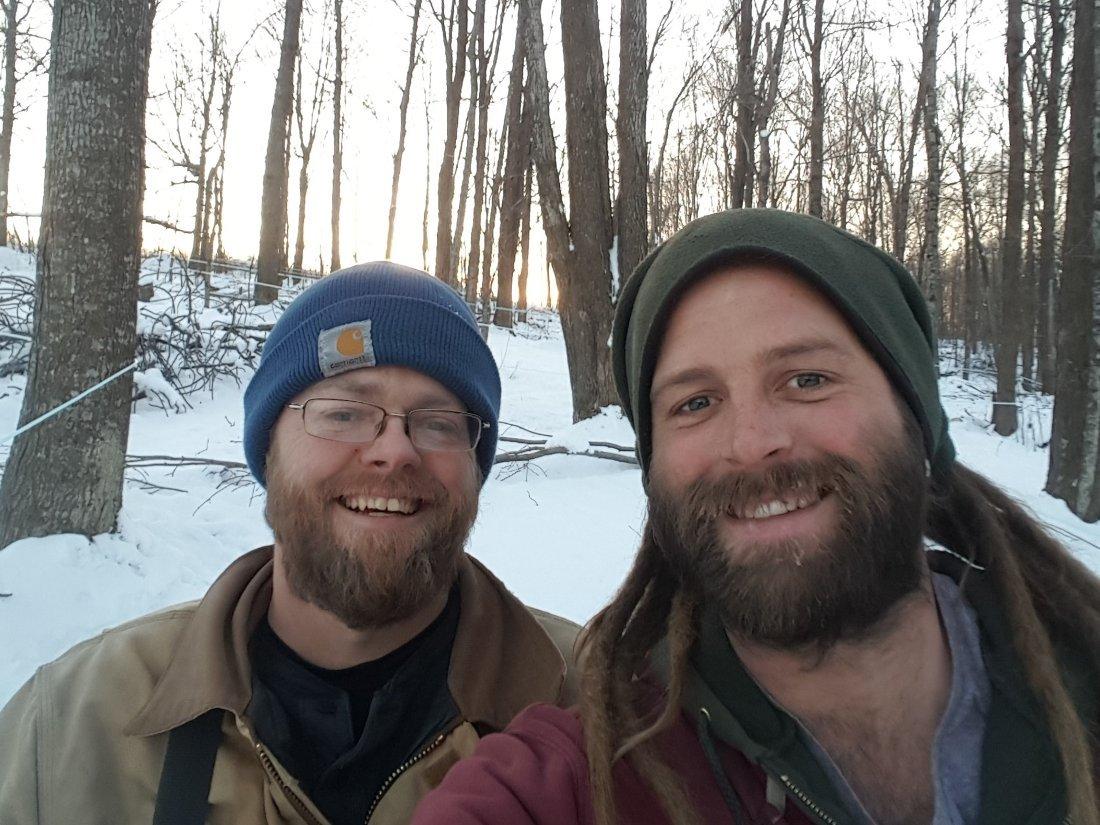 Jim & Eric