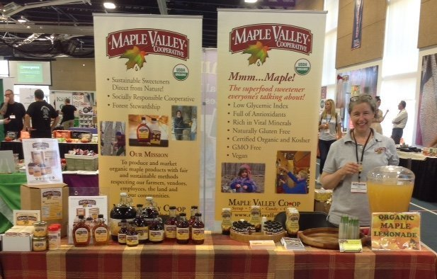Maple Valley Booth