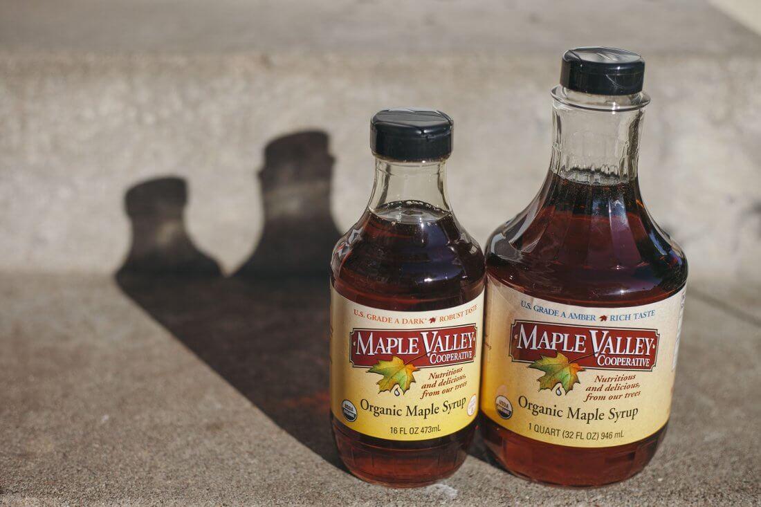 Dark & Amber Syrup