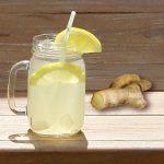 Maple Lemon Ginger Sports Drink