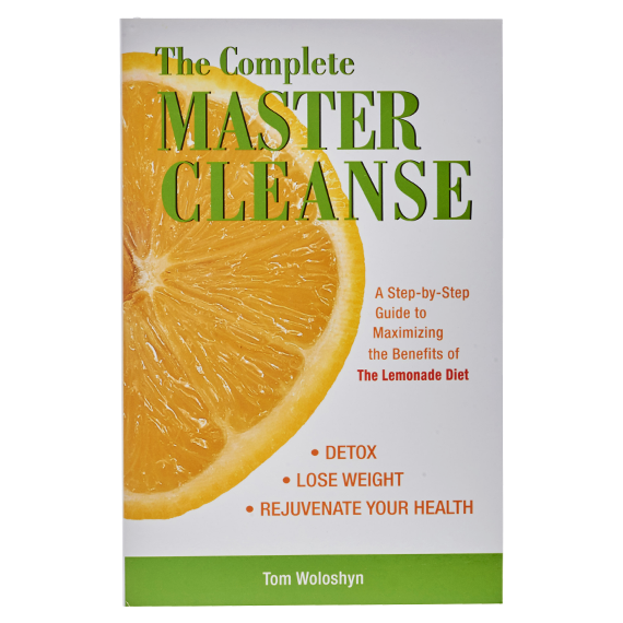 Master Cleanse Book Maple Valley Cooperative