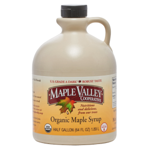 Maple valley half gallon