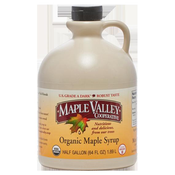 Maple valley half gallon