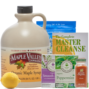 Master Cleanse ten day kit