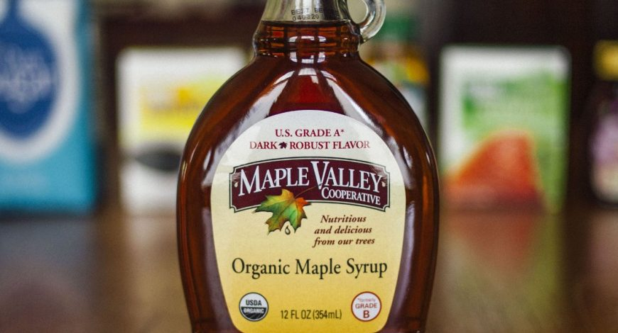Maple Syrup vs. Other Sweeteners