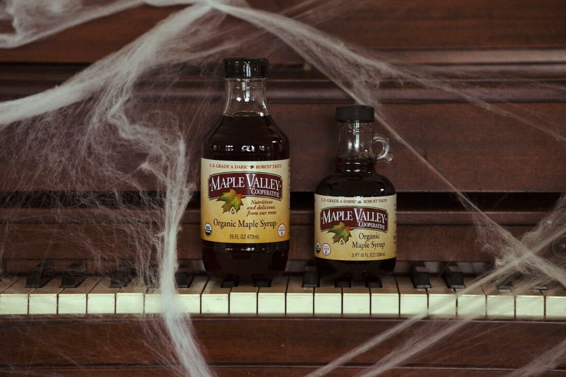 Haunted Syrup