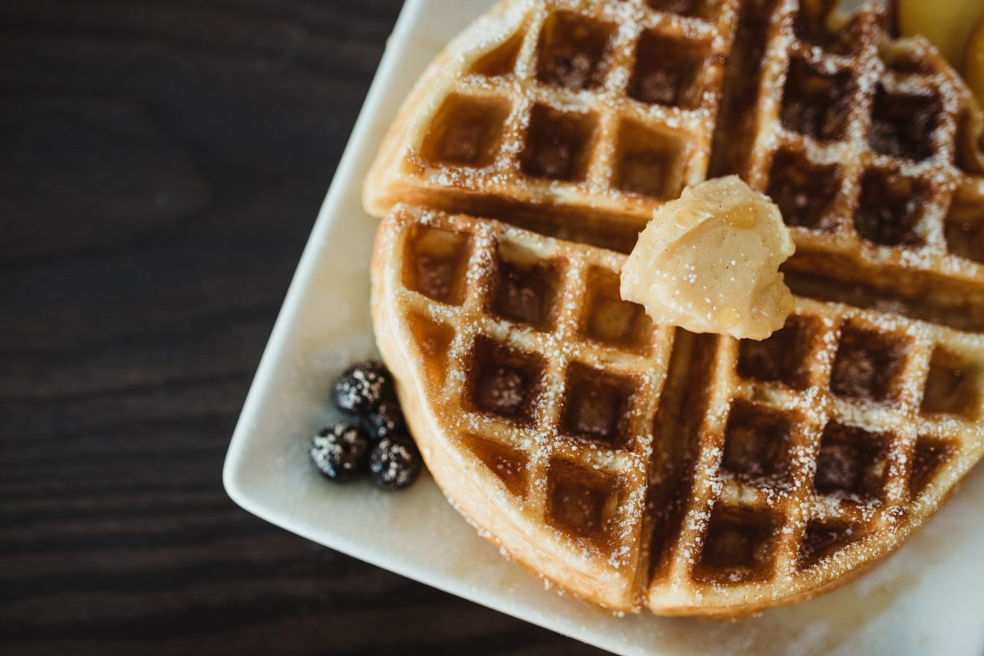Bloom Waffles