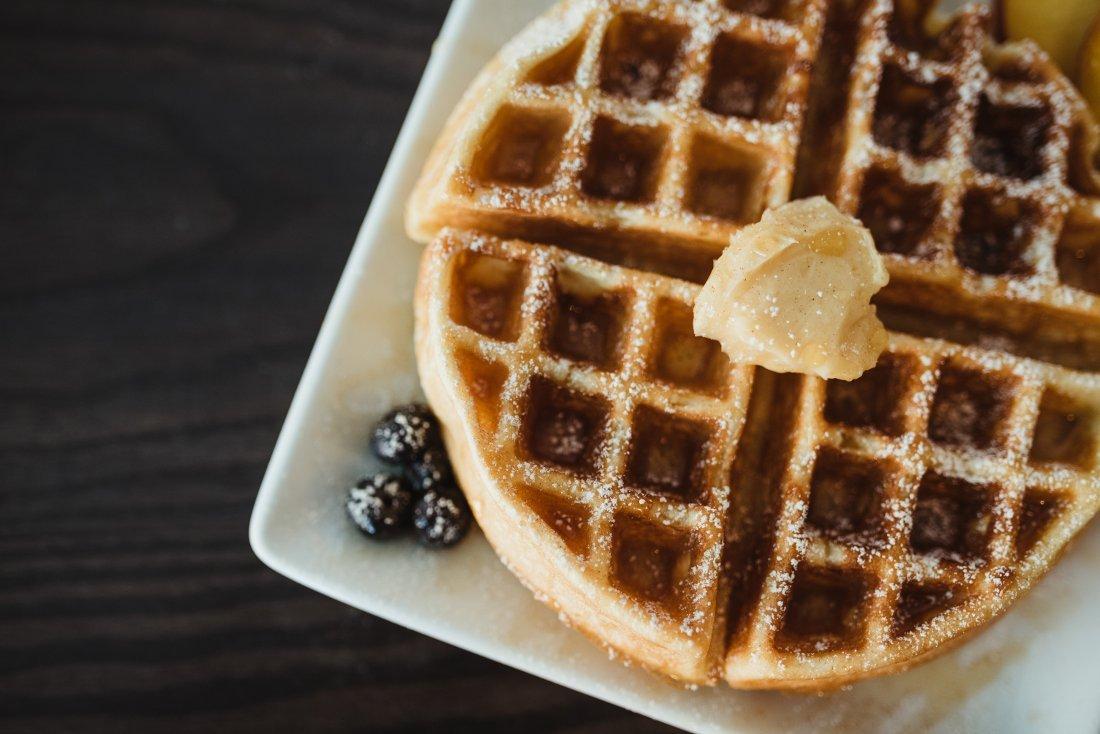 Bloom Waffles