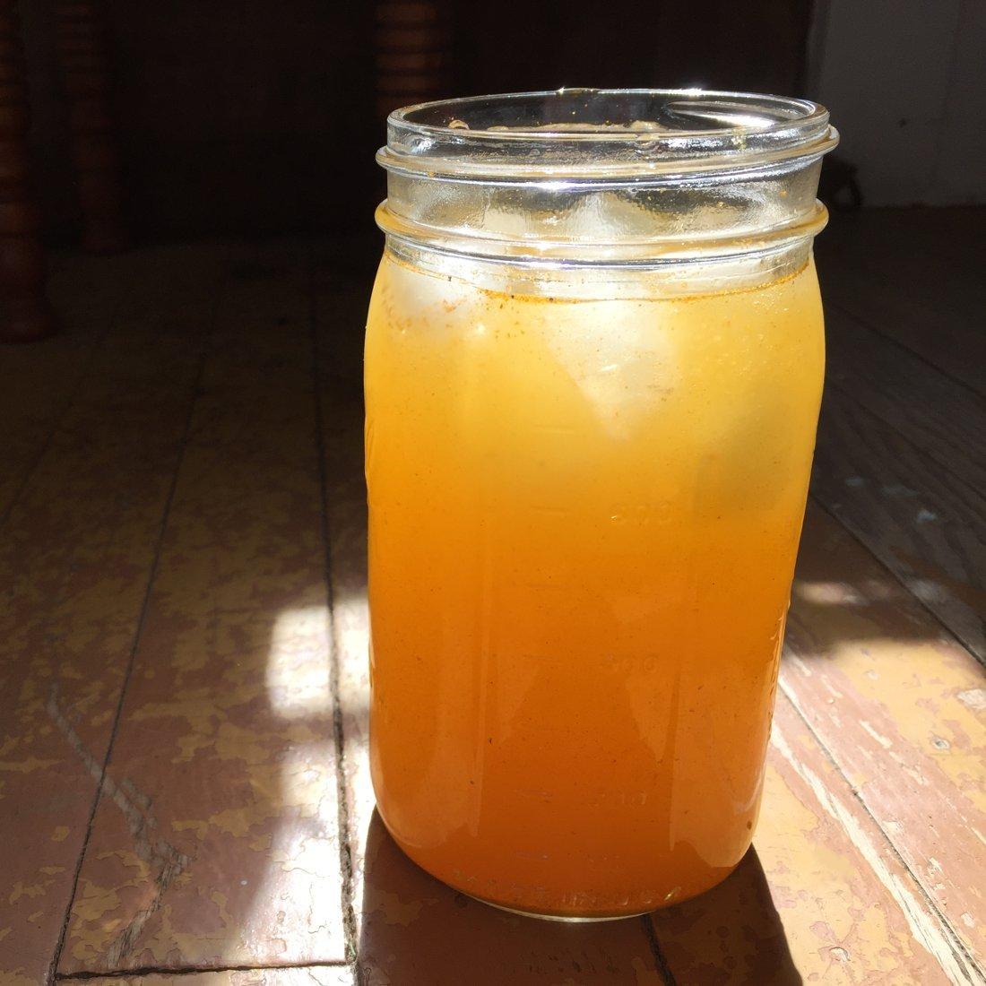 Turmeric Glow Lemonade