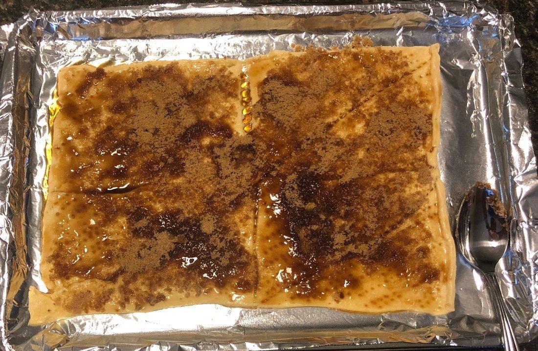 Brown Sugar Layer