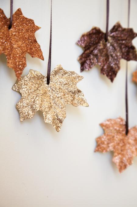 Falling Leaf Garland
