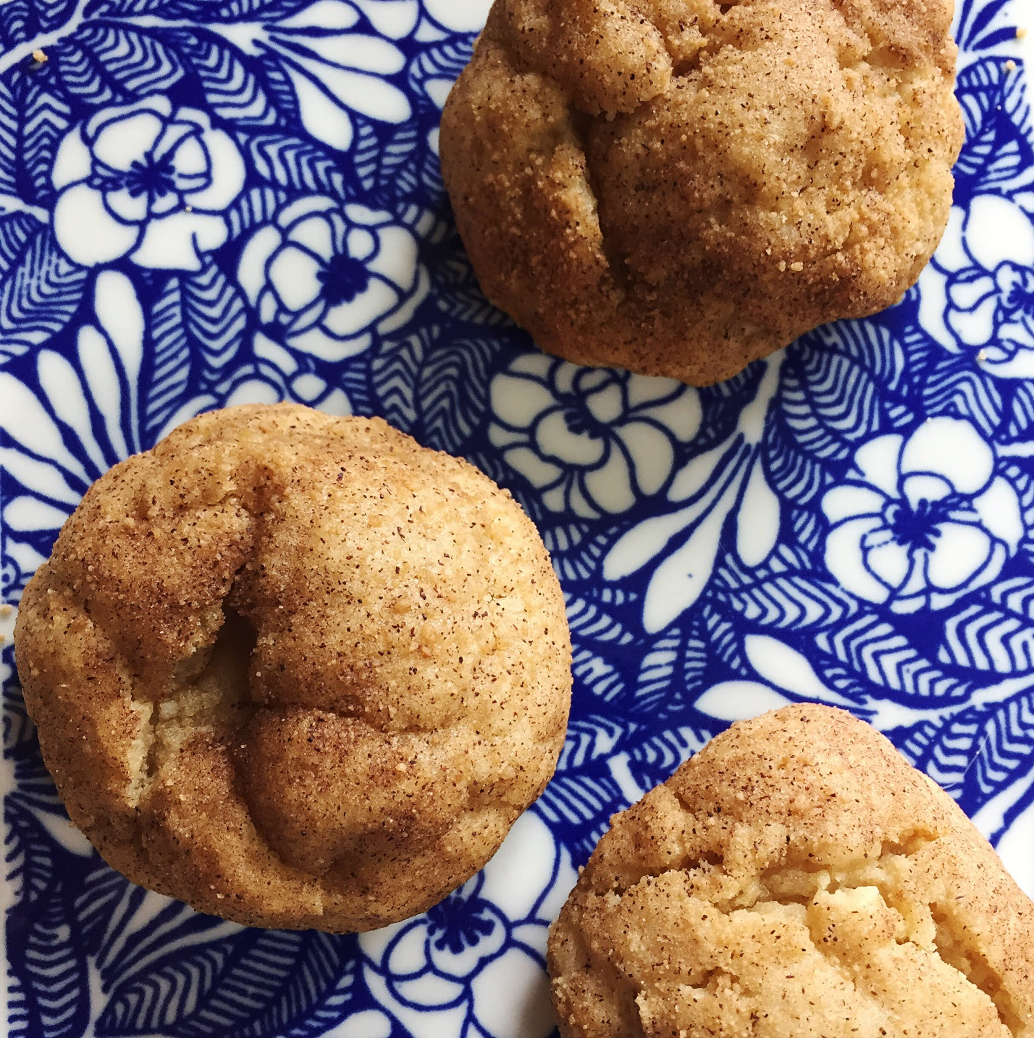 Recipe of the Week: Fluffy Maple Snickerdoodles