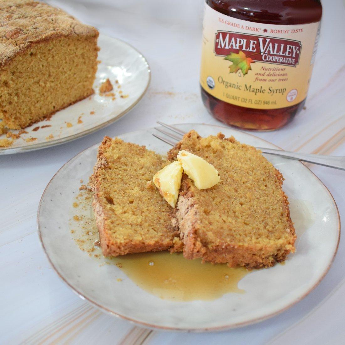 Recipe of the Week: Maple Pancake Bread