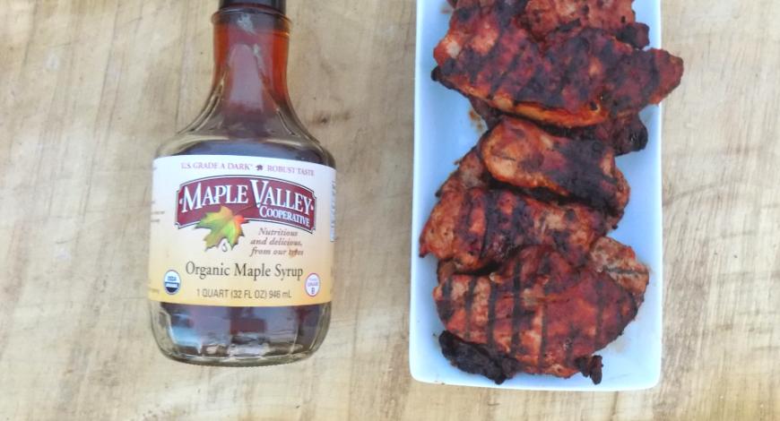 Maple Barbecue Sauce