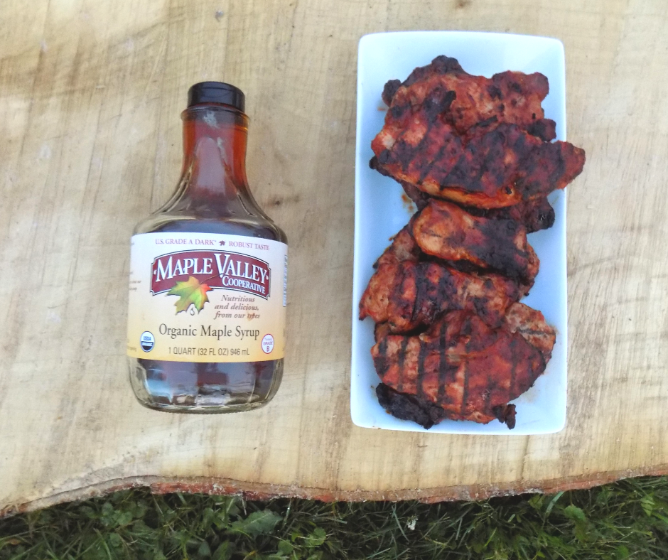 Recipe of the Week: Maple Barbecue Sauce