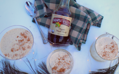 Recipe of the Week: Maple Eggnog