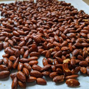 Organic Roasted Maple Nut Recipe