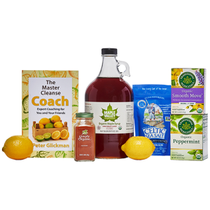 The Master Cleanse 10 day master cleanse kit by Maple Valley Cooperative