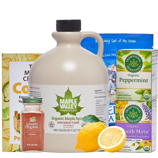 Step 1 How To Prepare For The Master Cleanse Maple Valley