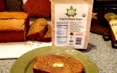 Grammy's Organic Banana Maple Bread
