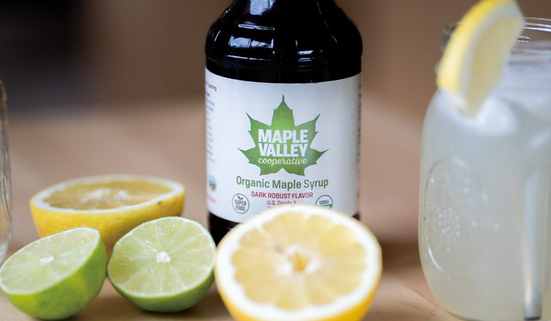 Maple Valley's Refreshing Sports Drinks Recipes