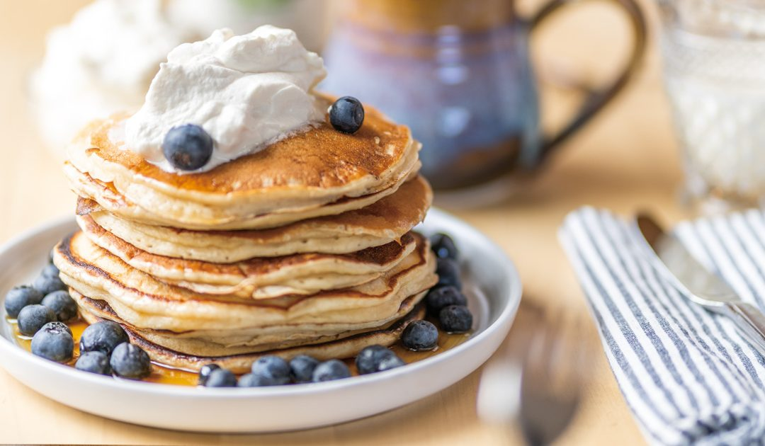 Yes! The Only Pancake Recipe You'll Ever Need.