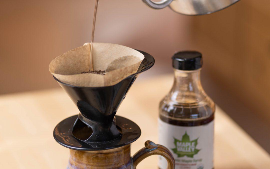Creamy Maple Coffee