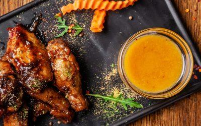 Maple Glaze for Turkey, Chicken or Ham